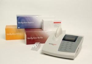 X0000_Accumetrics_Verify Now_POC platelet testing system
